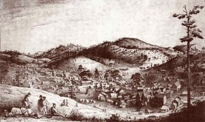 Sketch of Sonora c. 1852